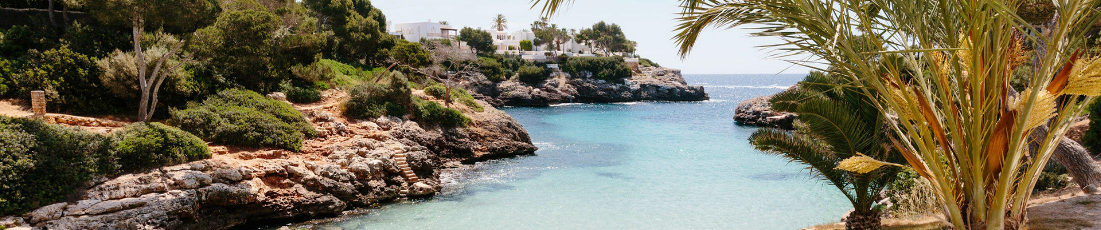 Mapa AluaSoul Mallorca Resort (Adults Only) Hotel Cala d'Or, Mallorca