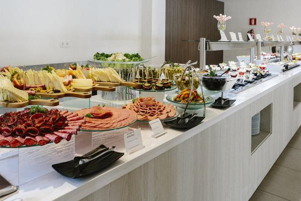 Buffet AluaSoul Mallorca Resort (Adults Only) Hotel Cala d'Or, Mallorca